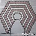 Roselaine Casual Cool Shawl 2