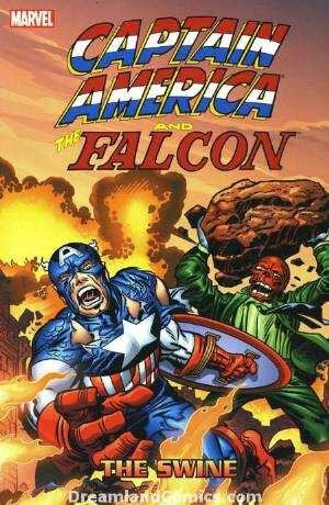 captain america and the falcon the swine TP