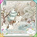 Kit winter day de scrap angie