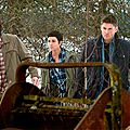 Supernatural - saison 9 - episode 19 - alex annie alexis ann