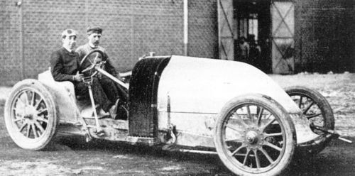 1905 renault (13-litre 4-cyl)