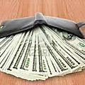 Du magnifique porte-monnaie qui produit de l'argent