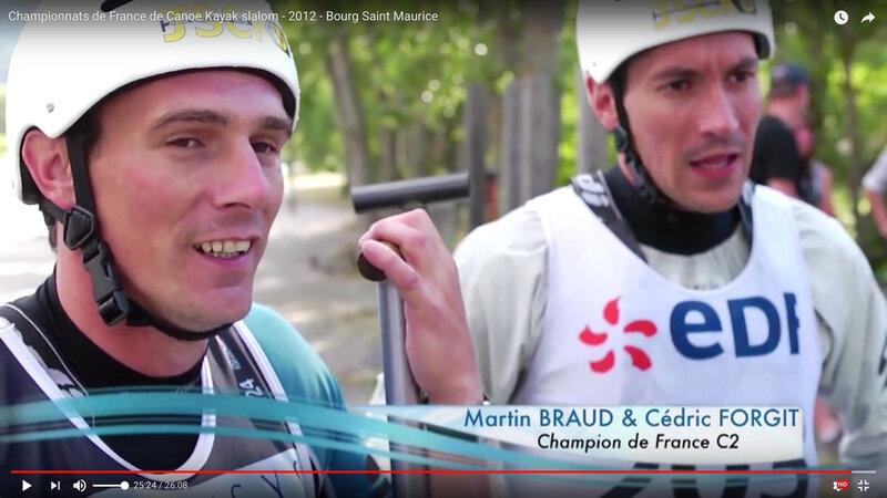 Martin BRAUD et Éric FORGIT