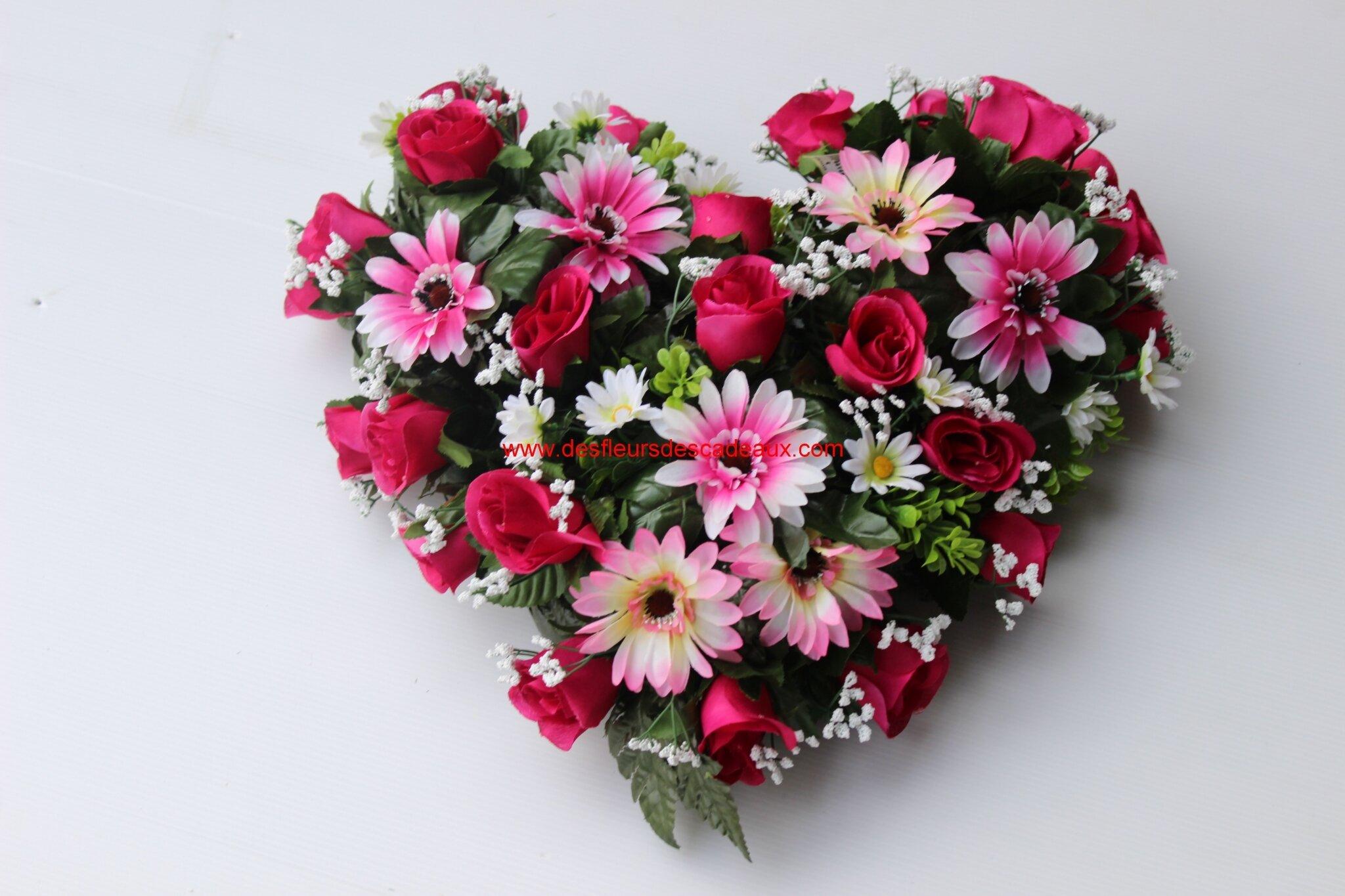 bouquet en forme de coeur : tous les messages sur bouquet en forme