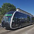 Bayonne met en service son trambus électrique