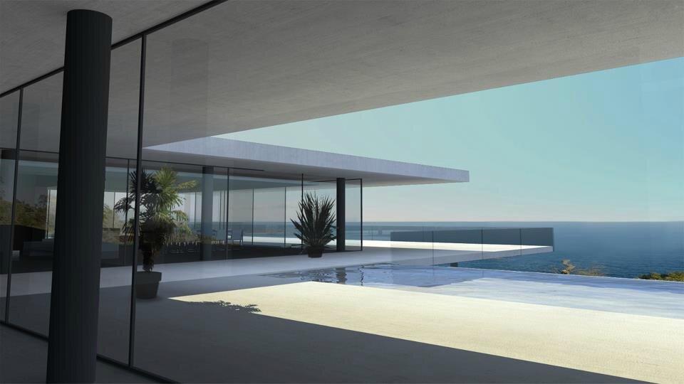 Maison contemporaine cote d\'azur... - villa-contemporaine-cote-d\'azur