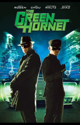 The Green Hornet (11 Mars 2013)
