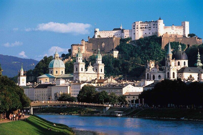 Festung-Hohen-Salzburg