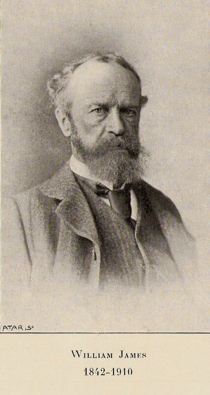 William James 1842-1910