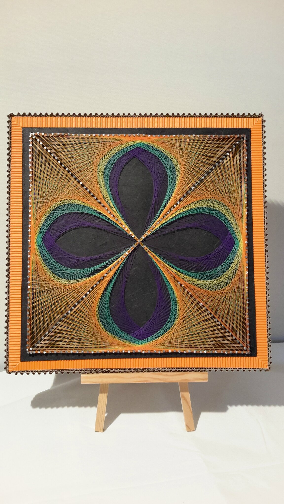 STRING ART MULTICOLOR