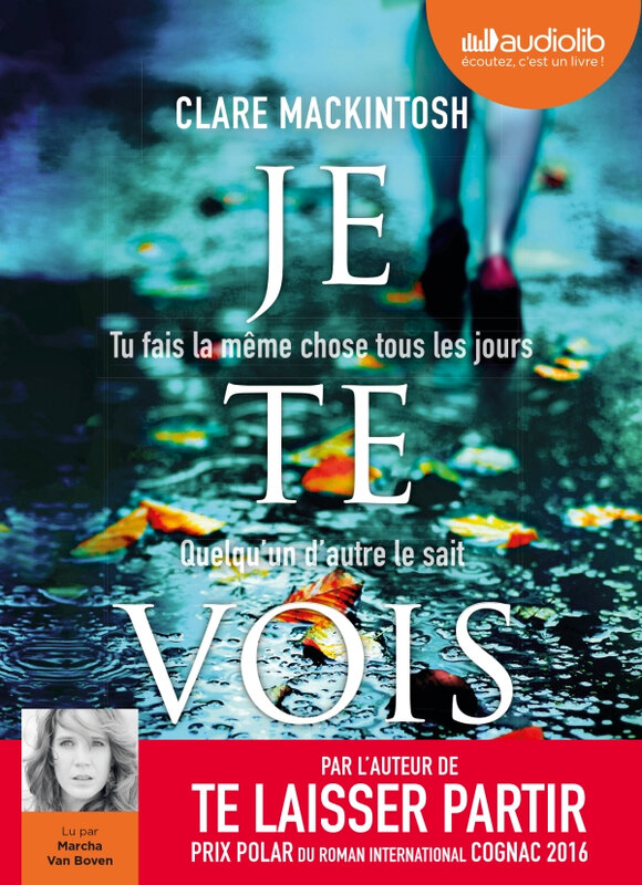 je te vois clare mackintosh