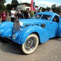 Bugatti type T57S Aérolithe 1935 recréation (Centenaire Bugatti