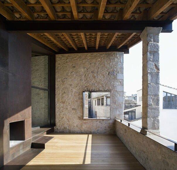 decoespagnole el jardi diningro GERONA ARCHITECTE ANA NOGUERA medieval house (5)