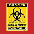 Zombievirus de retour avec encore plus de barbaque invariée !!!