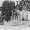 Archettes, la Mairie
