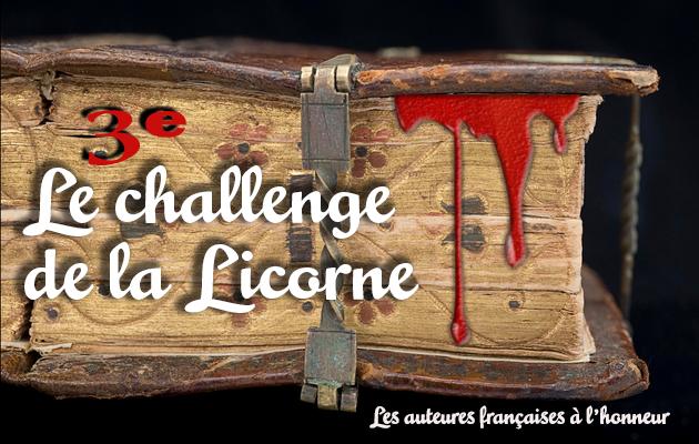 challenge de la licorne
