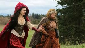 PETIT CHAPERON ROUGE ONCE UPON A TIME