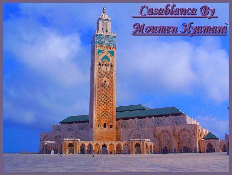Mosquee Hassan II