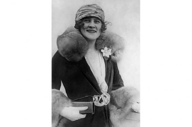 Agatha Christie en 1926