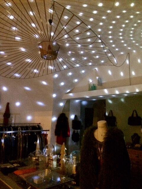 Coeur de ville en Lumières Boutique Avant Après Montpellier