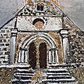 L'église parée d'or