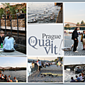 Freebie octobre les quais de prague