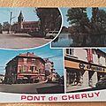 Pont de Cheruy datée 1981