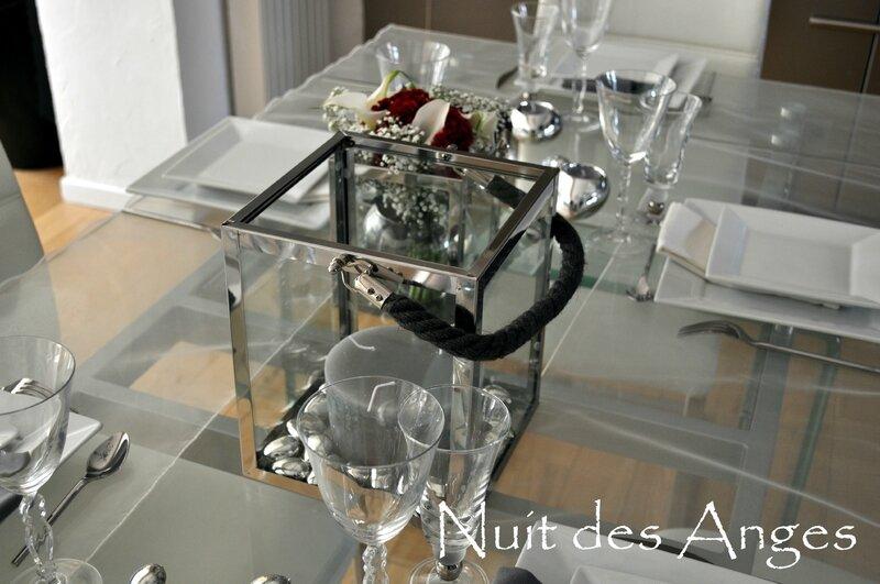 Nuit des anges décoratrice de mariage décoration de table design 003
