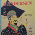 Livre collection ... contes d'andersen (1948) *editions bias*