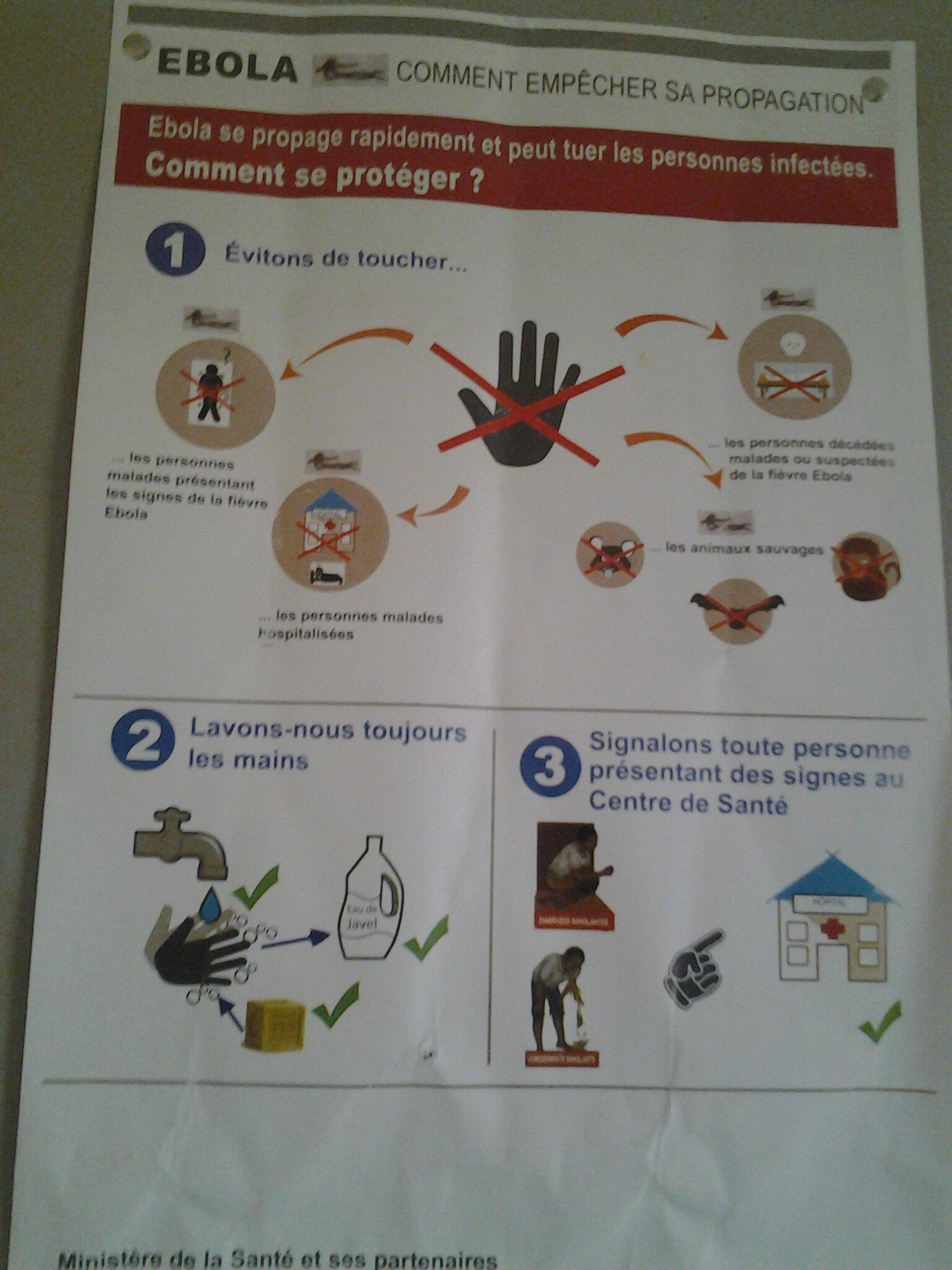 Affiche Prévention
