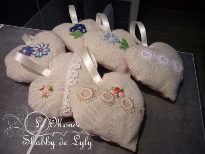 petits coeurs couture