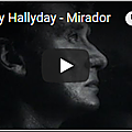 Mirador - johnny hallyday (partition - sheet music)