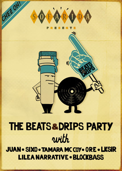Fly Beats&Drips Party
