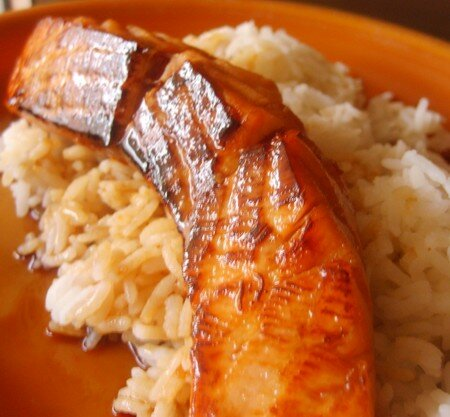Mirin_Glazed_Salmon