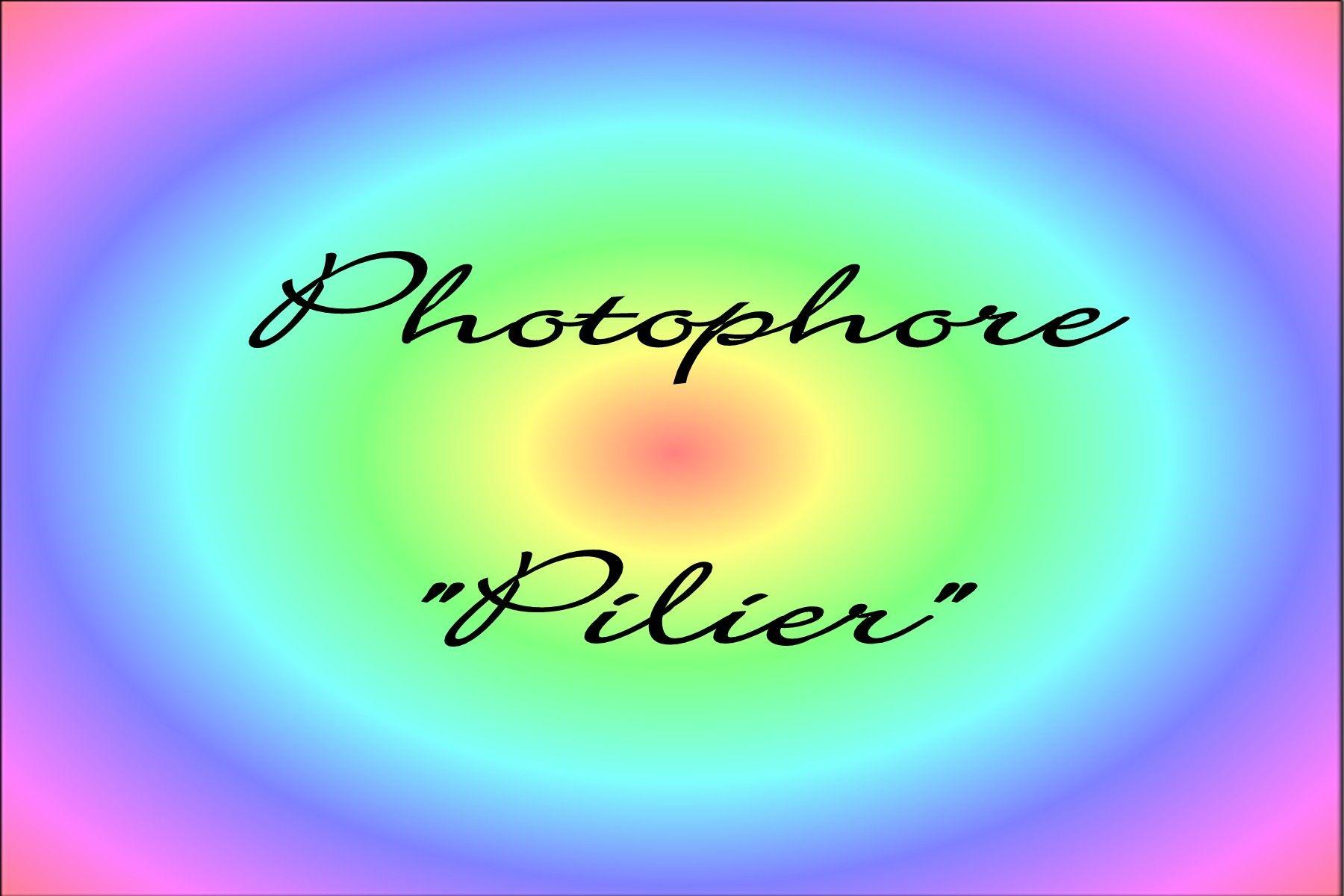 photophore pilier