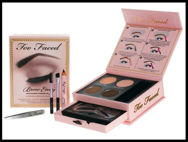 too faced kit sourcils 1