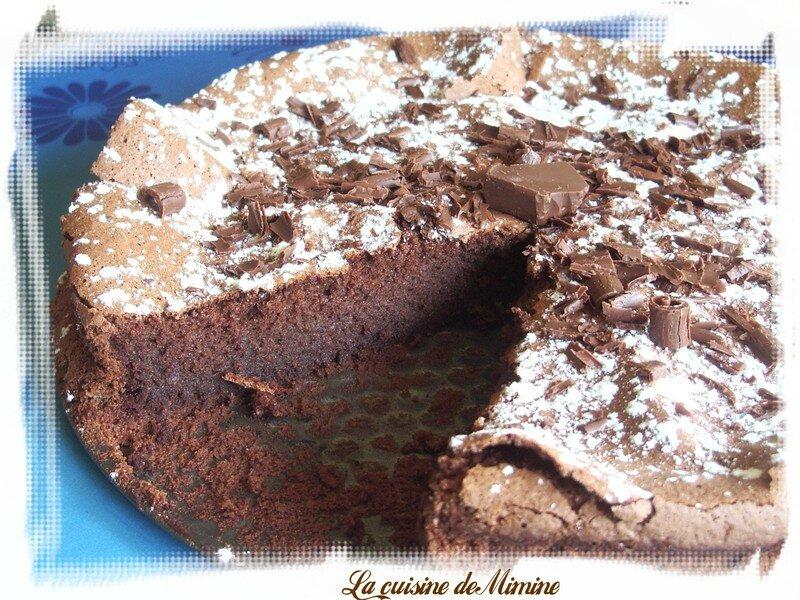 Les Ravages D Un Gateau Au Chocolat Sans Beurre Cristophe Felder