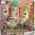 Kit spring is coming soon de cecile design