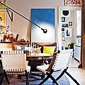 Invitation au voyage dans un appartement suédois