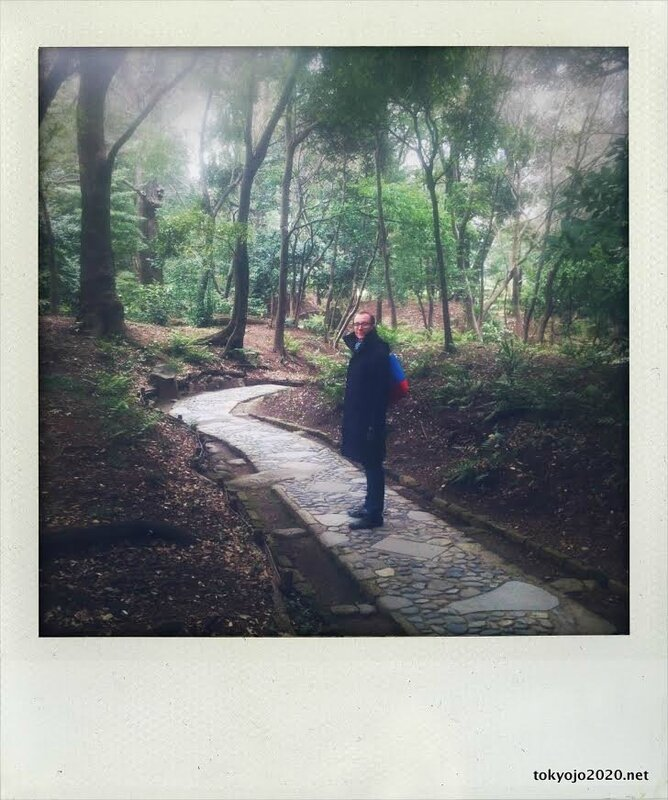 Koishikawa Korakuen - Allées dans le jardin