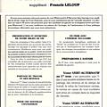 1988 mars législatives 1er tour