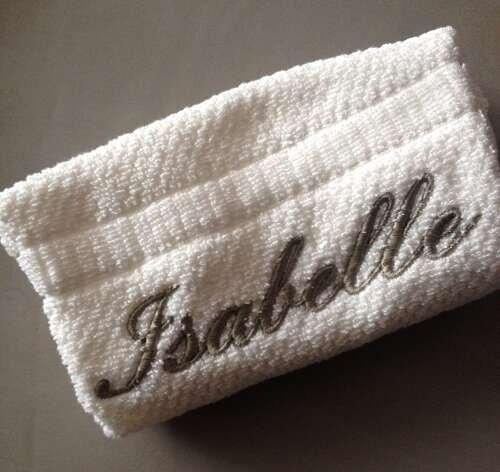 serviette main 1
