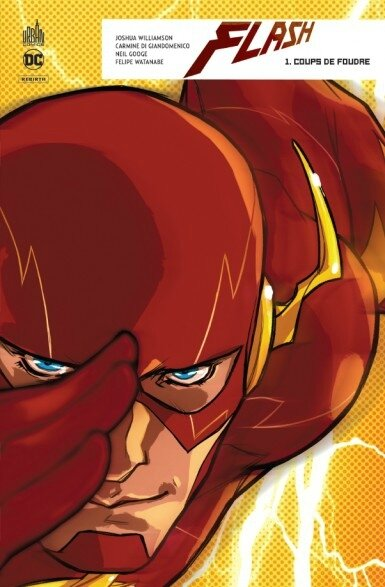 flash rebirth 01 coups de foudre