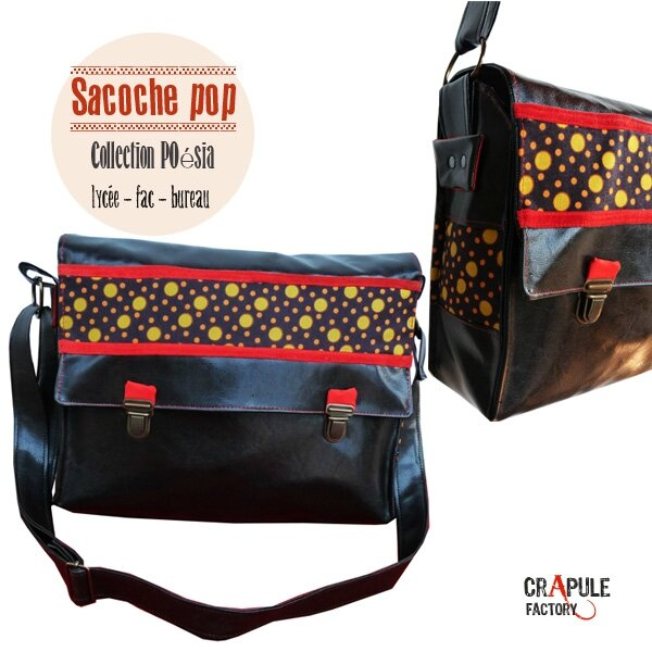 5f0a7be5c0 Sacoche / Besace/ cartable