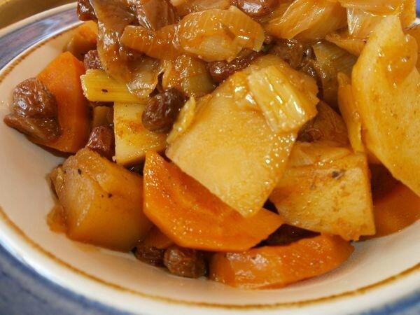 mitonnée légumes miélés (4)