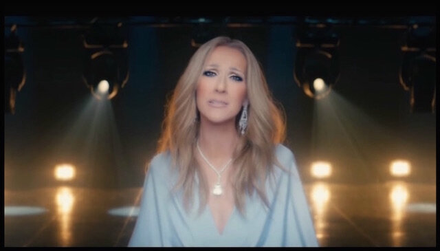 celine dion ashes