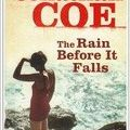 The rain before it falls, de jonathan coe
