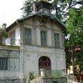 Roumanie, Sinaia, superbes demeures