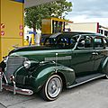 Chevrolet master deluxe 4door sedan 1939