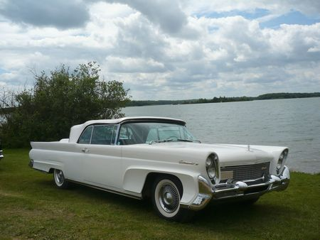LINCOLN Continental Mark III 2door convertible 1958 Madine (1)